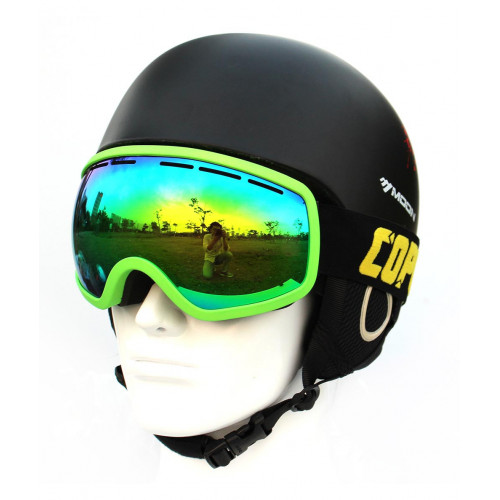 Горнолыжная сферическая  маска Copozz Mirror 7 original